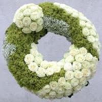 Trauerkranz Kranz Beerdigung Gesteck art floral Bestattung Blumen Blumenkranz Beisetzung Leipzig